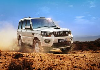 Mahindra Scorpio gets Automatic Variants; Prices Start at Rs. 13.13 lac