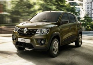 Renault Kwid to Feature 1.0-liter Petrol alongwith 0.8L