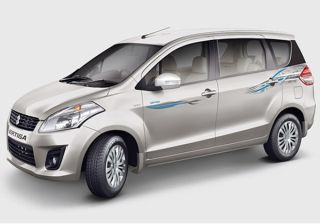 Maruti Suzuki Introduces Ertiga Paseo Explore Edition