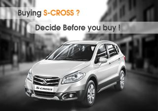 Want To Buy S-Cross? Here is What You Need To Know