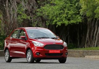 Ford India to Open Bookings for Figo Aspire from July 27, 2015