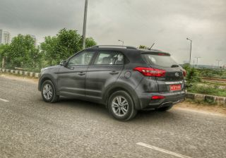 Exclusive: Hyundai Creta Photo Gallery