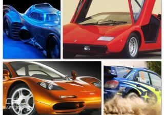 Best Poster Cars of All Time
