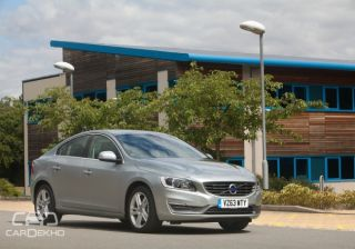Volvo Aims to Take-Over 10% Market Share in Indian Luxury Car Segment.