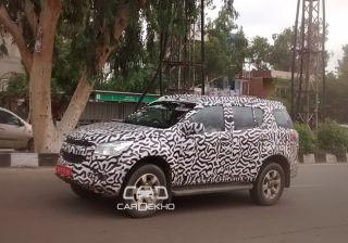 2015 Chevrolet Trailblazer Caught Testing, Launch in October