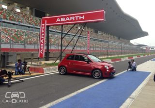 Fiat Launches Abarth 595 at Rs 29.85 lac