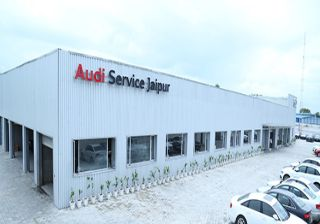 Audi Inaugurates Its first Pre-owned Showroom in Jaipur