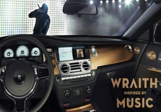 RR Wraith Inspired by Music Launched, Last of the Three Specials