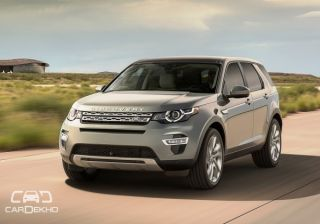 Land Rover India to launch Discovery Sport on September 2nd; bookings commenced