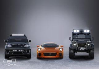 Jaguar Land Rover's Aggressive Expansion Plan