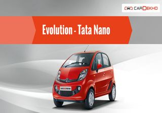 Evolution: Tata Nano