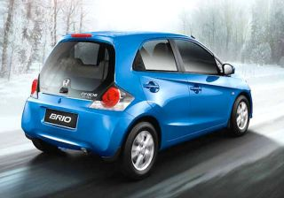 All New Honda Brio To Be Launched In 2017
