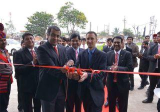 Mercedes-Benz Inaugurates a New Auto Hangar in Raipur