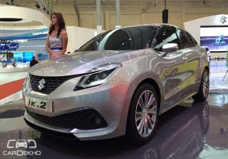 India Bound: Maruti YRA, aka Baleno Showcased at GIIAS 2015 (Design Highlights)