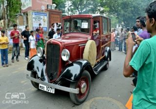 Vintage car show in Chennai: Driving the good