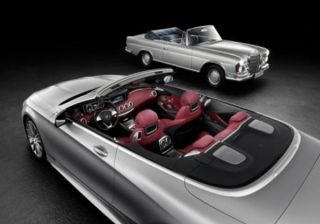 Mercedes-Benz Teases S-Class Cabriolet: Will Debut at Frankfurt Motor Show 2015