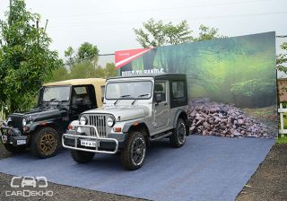 Report and Pics: 124th Edition of Mahindra Great Escape