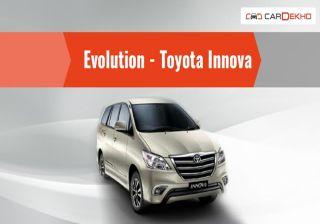 Toyota Innova Evolution