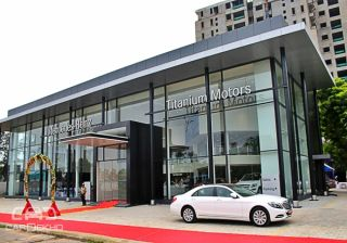 Mercedes-Benz launches three new outlets in Chennai