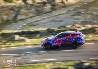 Jaguar F-PACE: A New Benchmark for Ride and Handling
