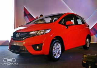 Five reasons why nothing else is a Honda Jazz