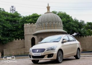 Maruti To Launch Ciaz Diesel Hybrid on September 1