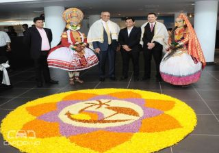 Mercedes Benz India Inaugrates a New Dealership in Calicut
