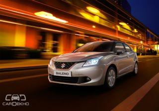 India Bound: Suzuki Reveals Baleno Aka YRA Official Images