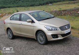 Maruti Suzuki Ciaz Hybrid Launching Tomorrow