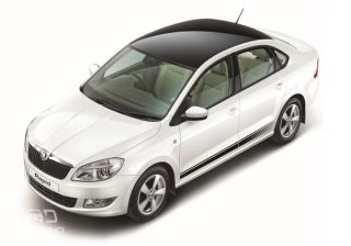 Skoda Rapid Anniversary Edition launched at Rs.6.99 lakhs