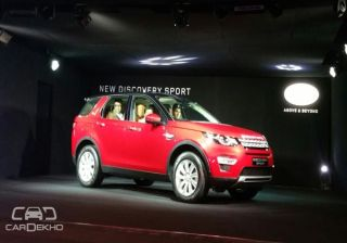 Discovery Sport Launched at Rs. 46.10 lacs