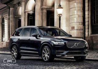 Volvo XC90 Receives Five Star Rating in Euro-NCAP Crash Tests