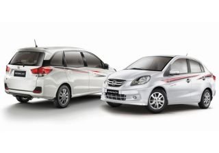 Honda India Launches Amaze and Mobilio Celebration Editions