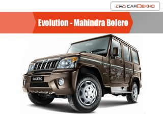 Mahindra Bolero Evolution