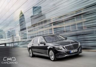 Mercedes-Maybach S600 launching on September 25