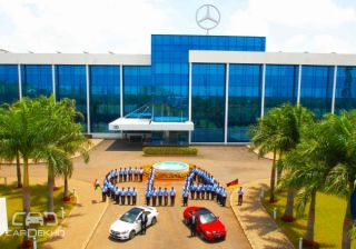 Mercedes Announces Commencement of Production for the CLA