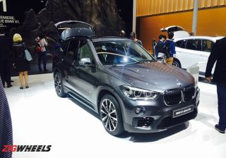 #LiveFromFrankfurt: All New BMW X1 and 7-Series Makes Public Debut!