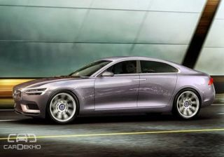 Exclusive: Volvo S90 Confirmed for a 2017 Launch