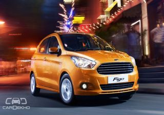 Ford Figo 2015 Launched @ Rs 4.30 lacs