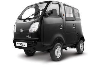 Tata Magic Iris Ready to Lock Horns with Bajaj RE60