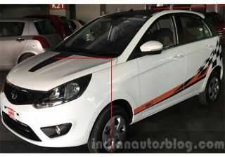 Tata Bolt Special Edition Spied Before Launch