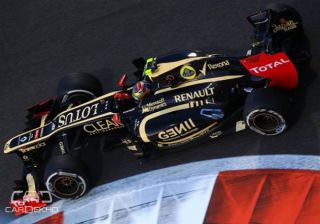 Renault signs 'letter of intent' to buy out Lotus Formula One team