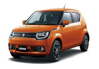Maruti to Showcase Ignis at the Tokyo Motor Show 2015