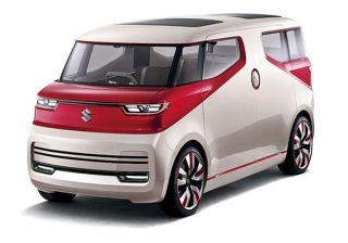 Suzuki Next 100 @ Tokyo Motor Show