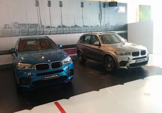 BMW X6M and X5M Launched at Rs 1.60 Crore and 1.55 Crore
