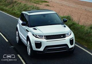 Bookings Open for Range Rover Evoque Facelift