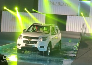 Chevrolet Trailblazer Replaces Captiva; Chevy To Introduce 9 More Models by 2020