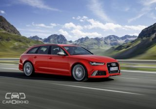 Audi RS6 and RS7 Get Performance Editions
