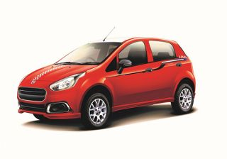Fiat Punto Sportivo Limited Edition Launched at Rs. 7.10 Lacs