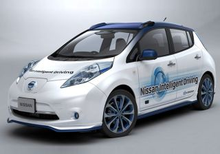 Nissan starts on-road tests for piloted drive